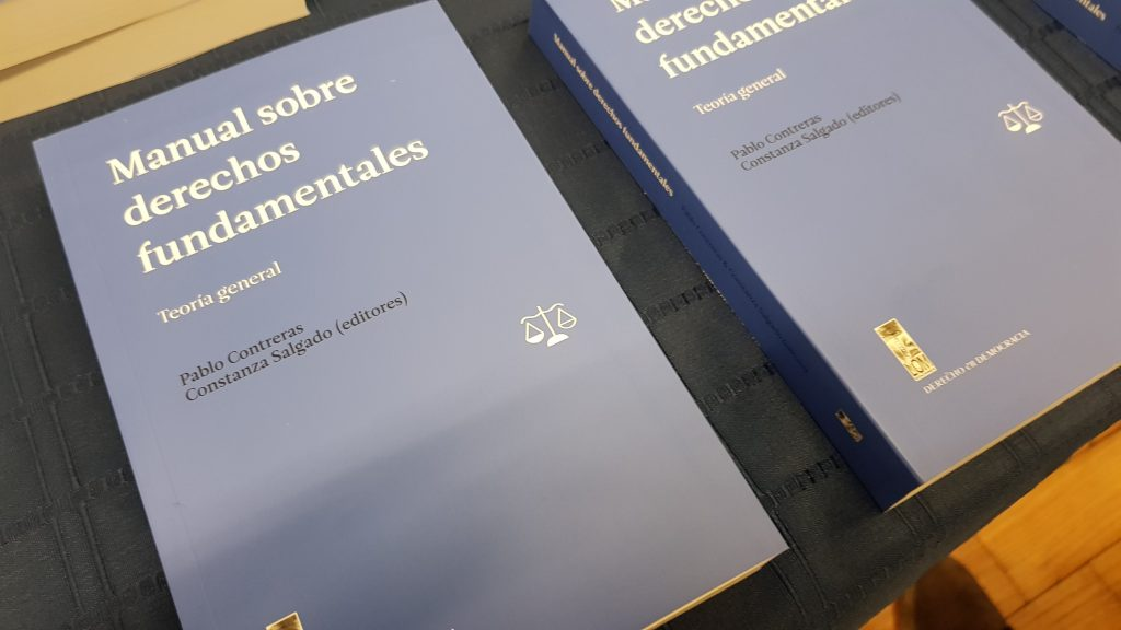 Manual de Derechos Fundamentales: Teoría general