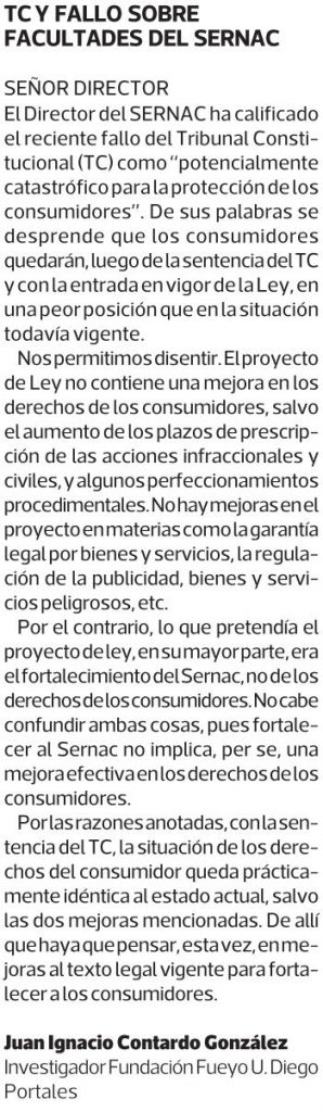 2101 - La Tercera - Juan Ignacio Contardo